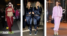 Are tracksuits back in style
