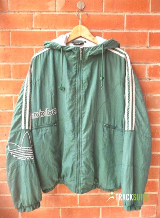 adidas retro vintage jacket