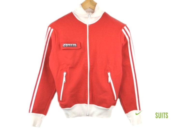 Rare Adidas Jacket 80s Tracksuit Top Women S Made Jugoslavia